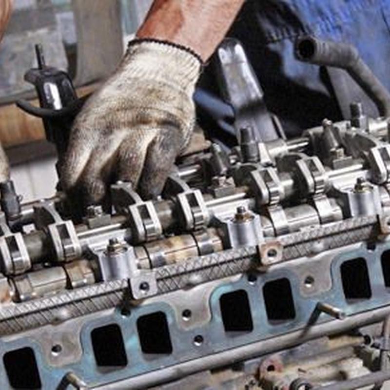 Reparación maquinaria obra publica: Servicios de FONT TVT