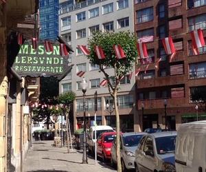 Restaurante Mesón Lersundi en Bilbao