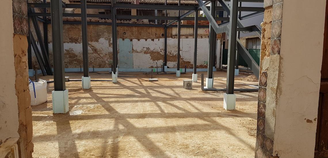 Encofrados para la construcción en Valencia instalados por expertos