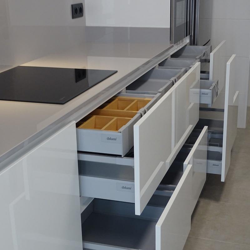 Reforma de cocina en Leioa - Vizcaya: Servicios de Aldairu Cocinas