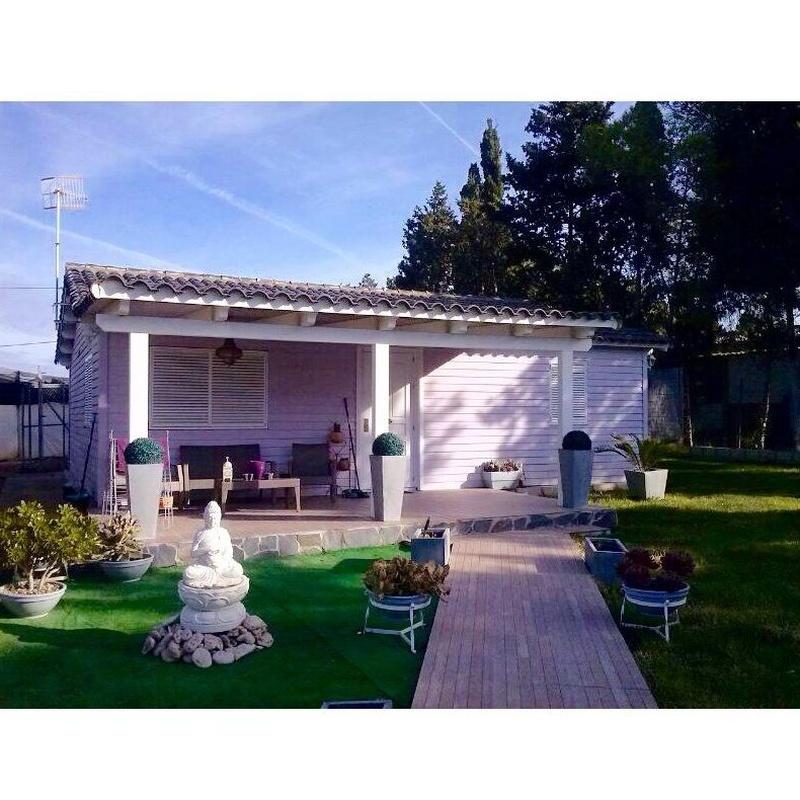 Teresa (83 m2): Casas de madera de 5SCC Casas de Madera