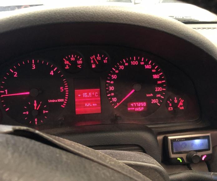 Audi A4 4x4 2.5 tdi 950€: Coches Km 0 y de ocasión de Automoció Bertran S L