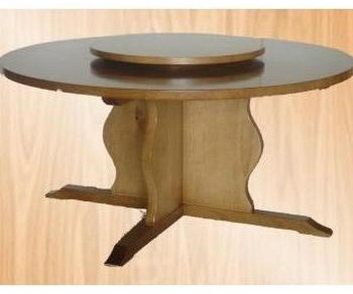 Mesas de pino: Catálogo de Arsyma Alfaro