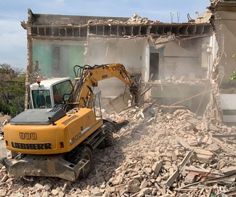 Movimientos de  tierra: Servicios de D. B. Excavacions