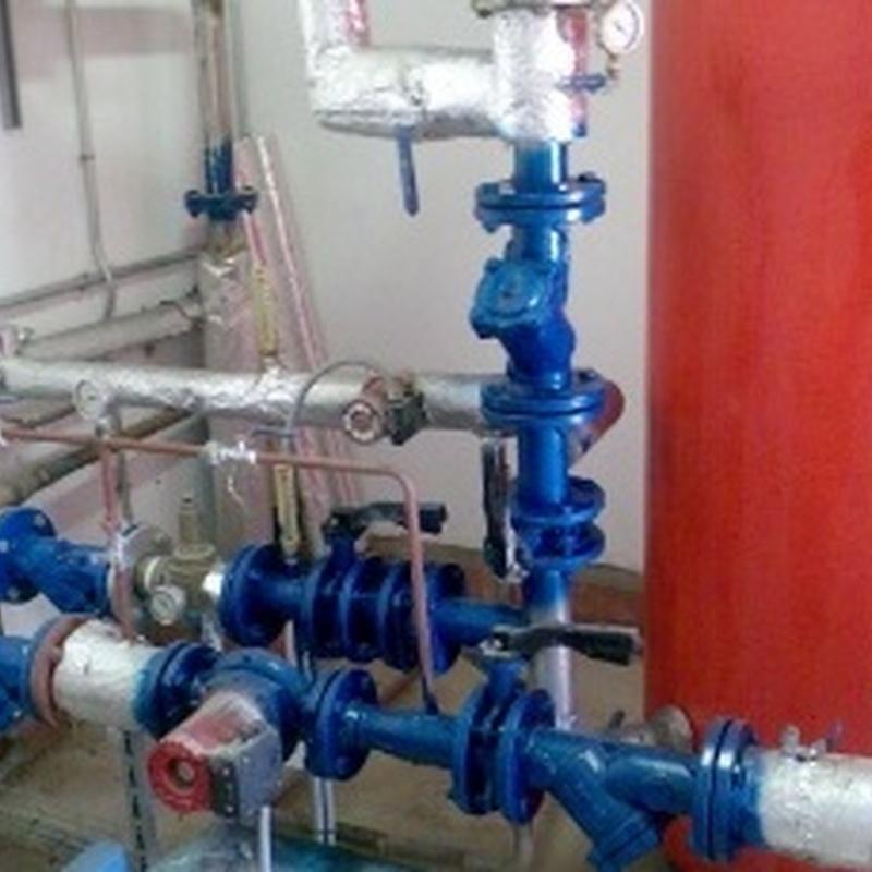 Reparación y mantenimiento de instalaciones: Servicios de Horta Fluids, S.L.
