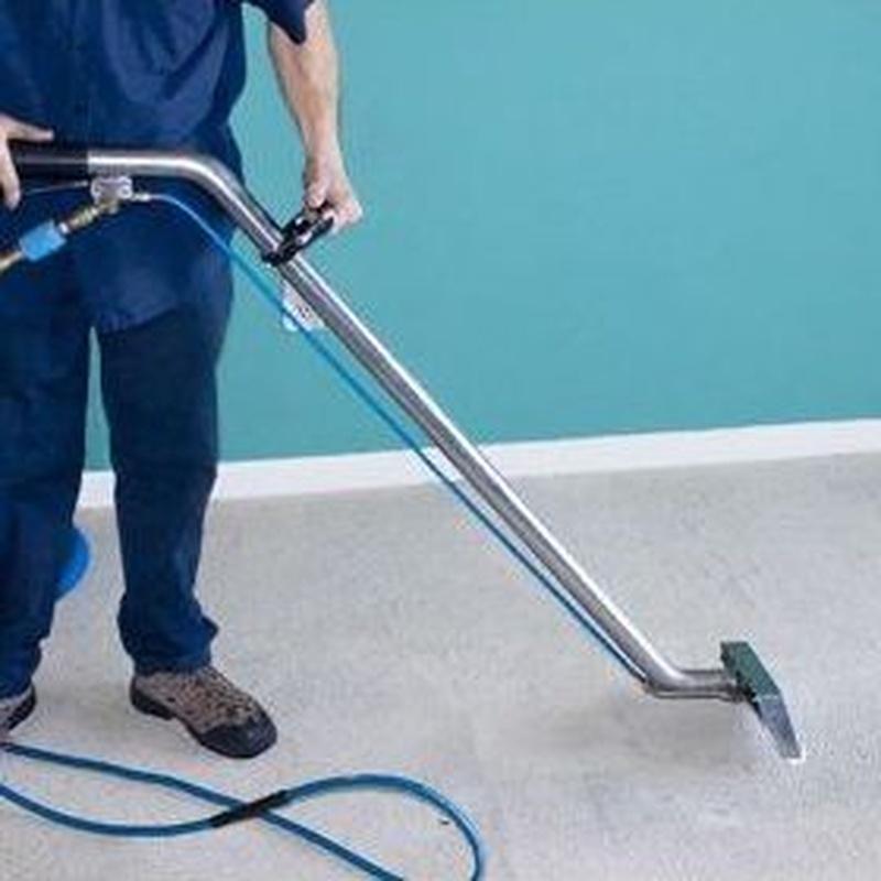 Servicio de limpieza: Servicios de Grupo Bederna