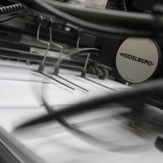 Diferencias entre impresión digital y offset