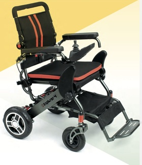 Silla electrica plegable I-explorer