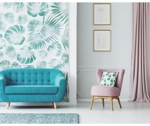 Trucos para escoger papel pintado en tu hogar
