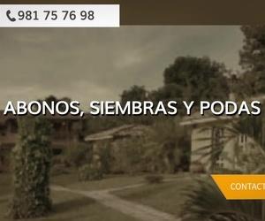 Mantenimiento de jardines en A Coruña | Jardinería Suso