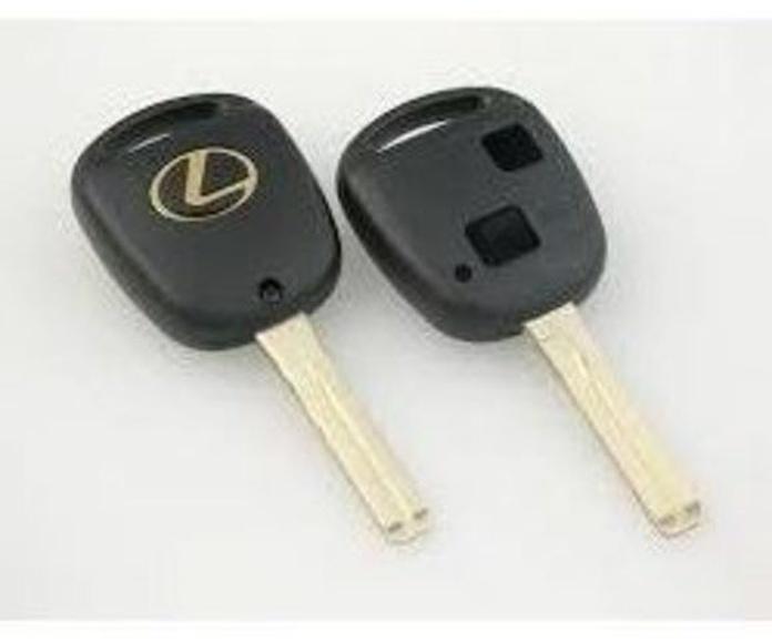 Llave Lexus, fijo 4C, Lexus IS200: Productos de Zapatería Ideal Alcobendas