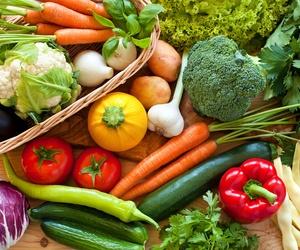Venta de verduras y hortalizas