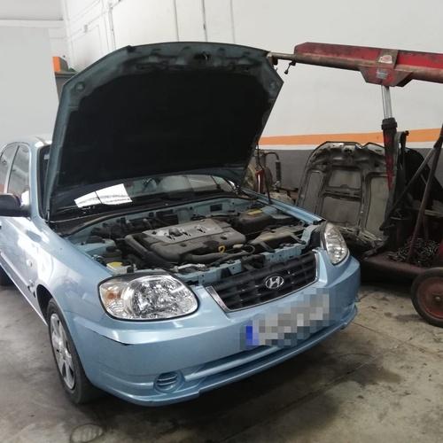 Mecánica general en Camarena