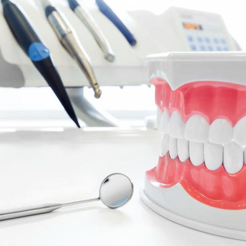 ODONTOLOGÍA GENERAL: Tratamientos de Clínica dental tres D