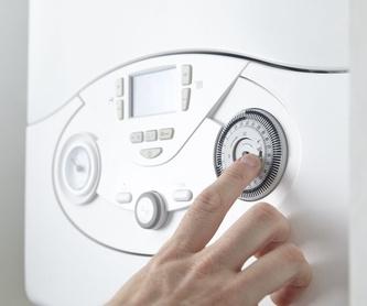 Instalación de climatización: Servicios de Gasiman, S.L.