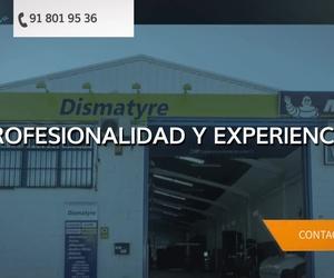 Neumáticos baratos en Valdemoro | Dismatyre