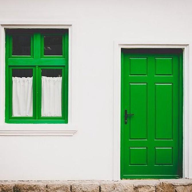 Consejos para el cuidado de las puertas