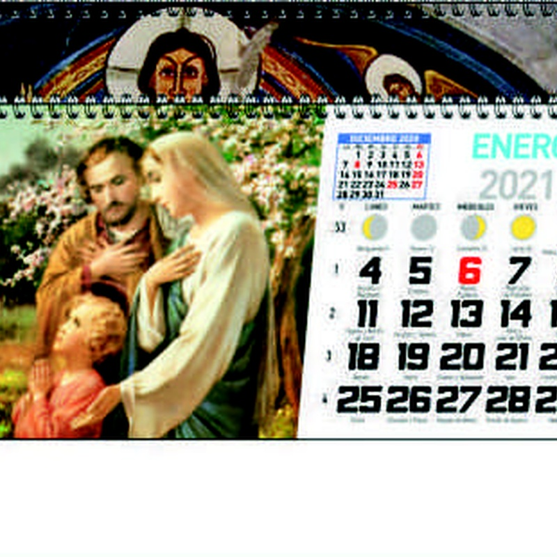 Ref. 79 Religioso: Nuestros Productos de Gráficas Kalendex