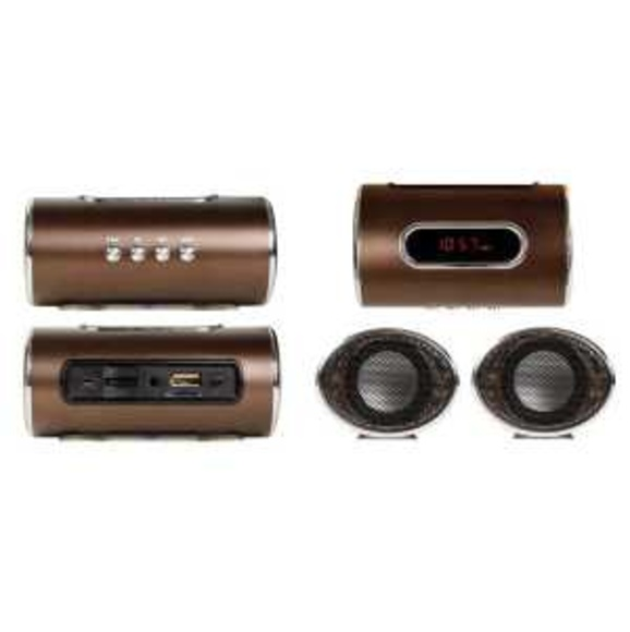 Mini reproductor multimedia digital hi-fi con radio fm.: Catálogo de Probas