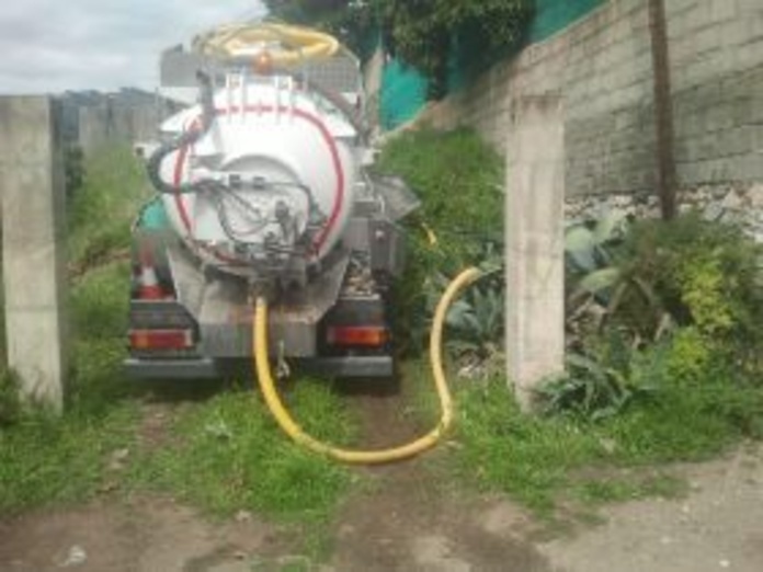 Limpieza y saneado de tuberías: Trabajos de Desatranques Ceska