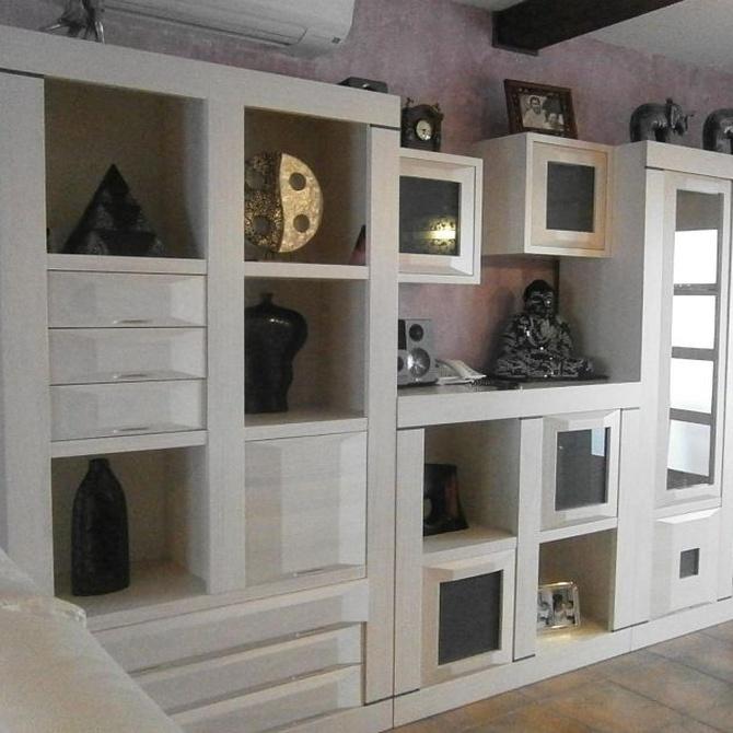 Los muebles a medida son la mejor manera de conseguir un hogar diferente