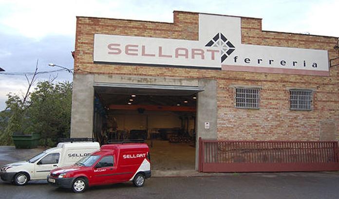 *Carpintería metálica Artesa de Segre,puertas mecanizadas en Artesa de Segre|Sellart Ferrera