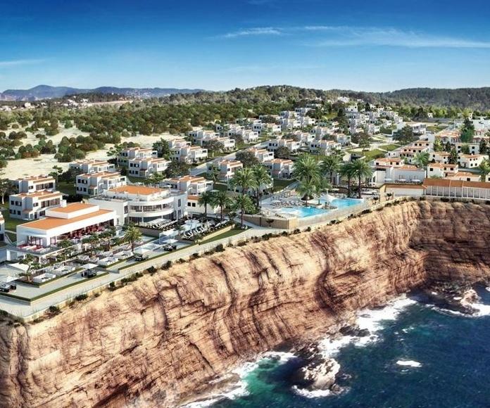 Resorf 7 Pines Ibiza