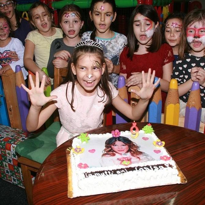 Celebra tu fiesta de cumpleaños en el mejor sitio