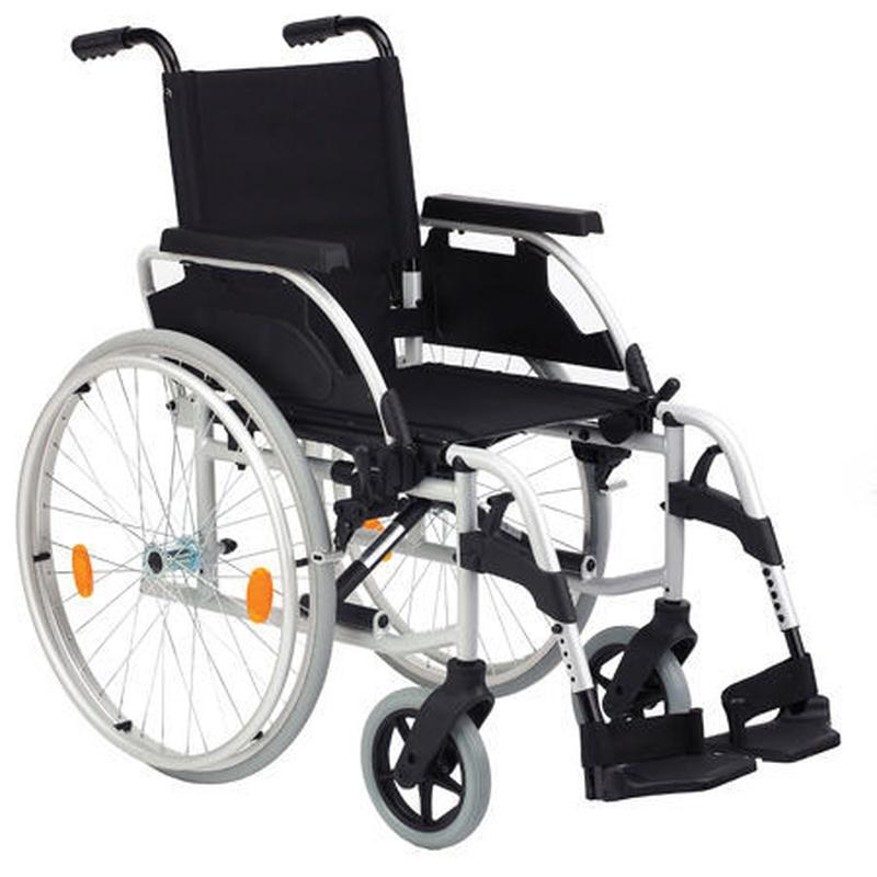 Alquiler de silla de ruedas: ¿Qué podemos ofrecerte? de Gabinete de Ortopedia Alcalá, S.L.