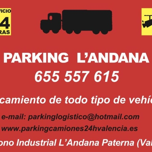 Parking en Paterna | Parking Logístico