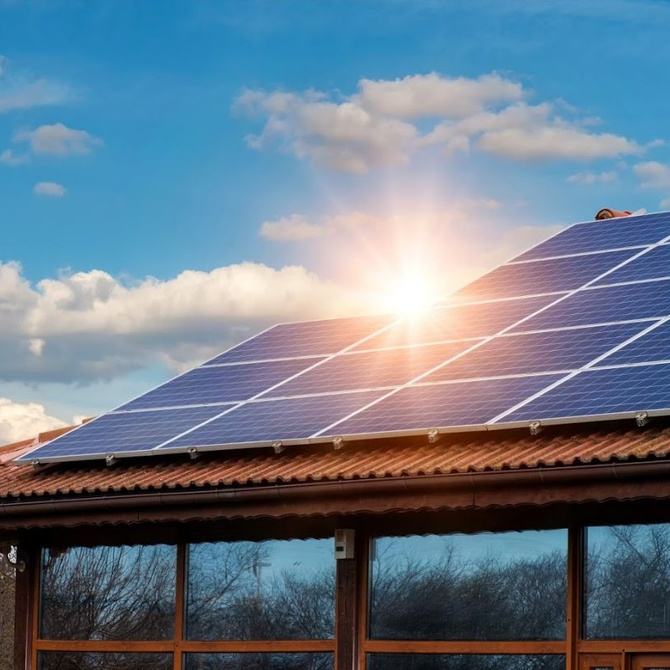 Por qué apostar por la energía solar