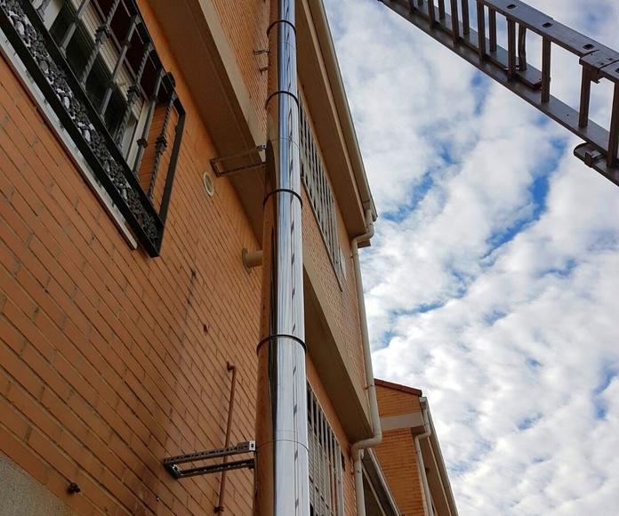CALDERA DE GASOIL. UNA BUENA SOLUCIÓN PARA UNIFAMILIARES