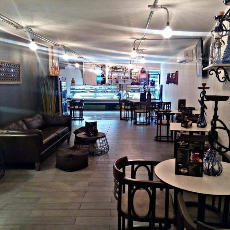 Se traspasa bar cafetería - Área de Las Verónicas, Playa de Las Américas: Compra y venta de inmuebles de Tenerife Investment Properties