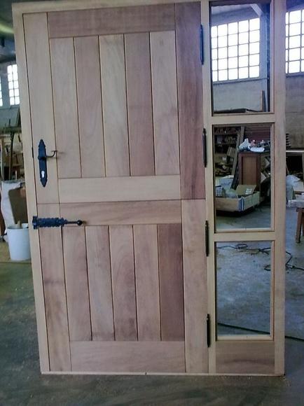 Praygar: Trabajos en madera de Carpintería San Andrés