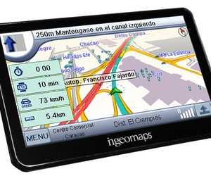 GPS actualización y configuración