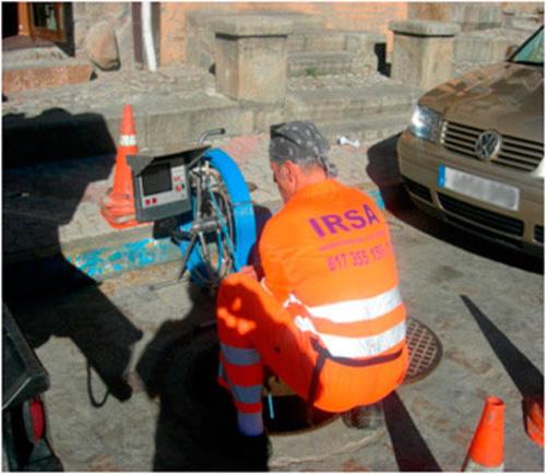 Inspección CCTV