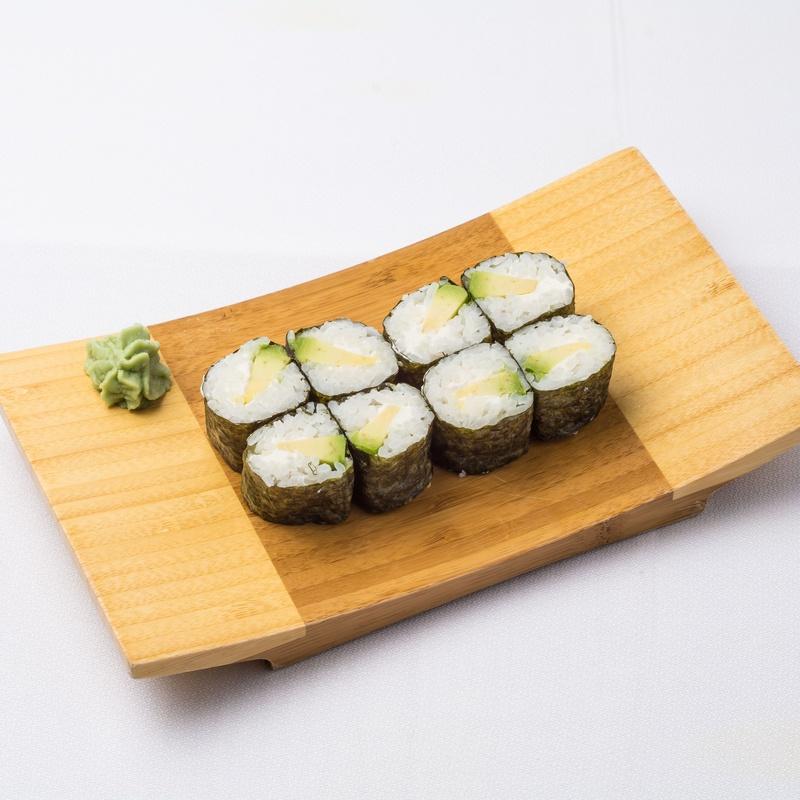 Maki aguacate con queso: Carta de Restaurante Sowu