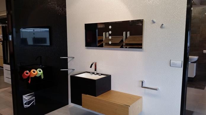 Muebles de baño: Productos y Servicios de Expomat Alcover S.L.