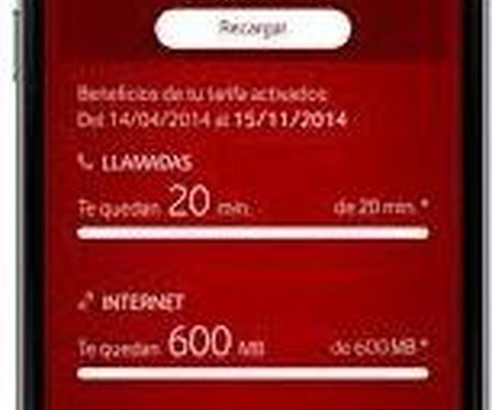 controla tu router desde la app mi Vodaone