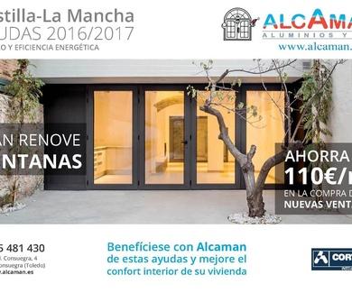 Plan Renove de Ventanas 2016/2017