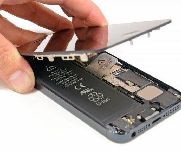 Reparación de pantalla de iphone: Productos y servicios de Repara Phone