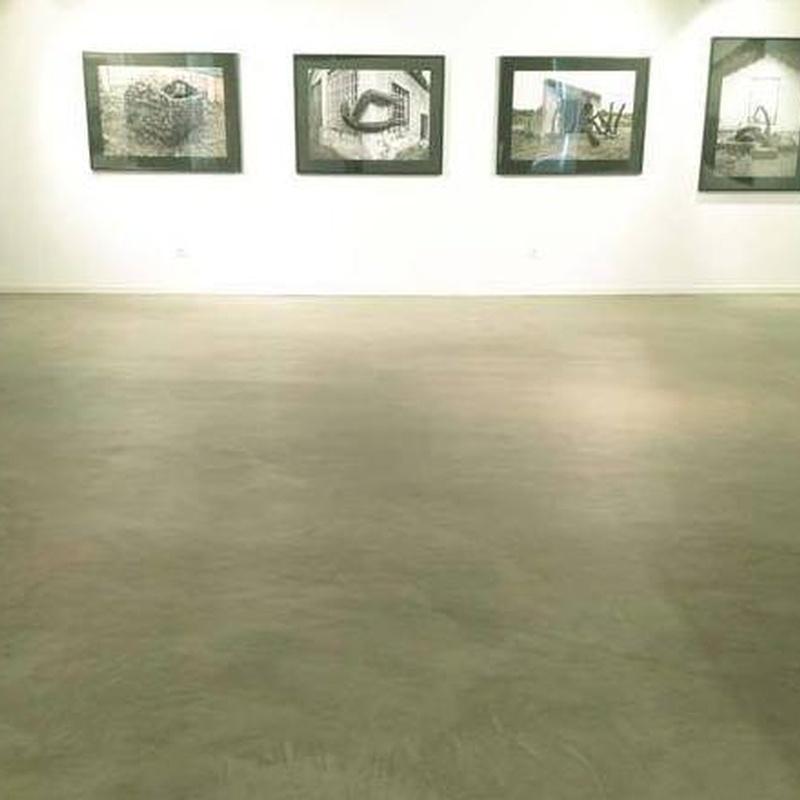 Microcemento: Servicios de Pintores Artedec