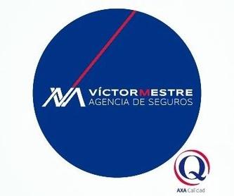 Seguro de salud: Todos nuestros seguros de Víctor Ramón Mestre. Mediadores de Seguros