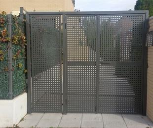 Puertas peatonlaes