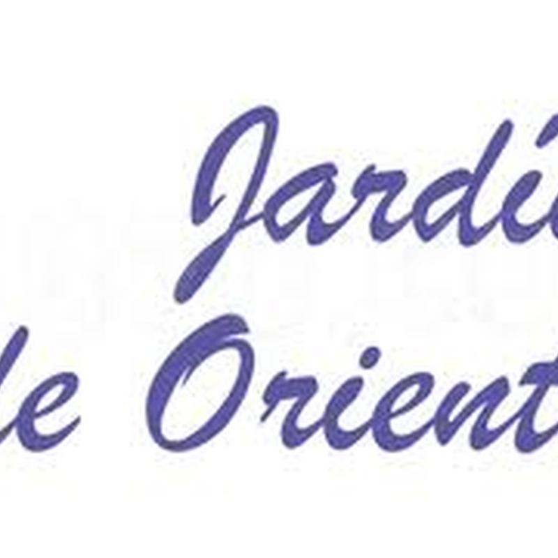 Entremeses variados: Carta de El Jardín de Oriente