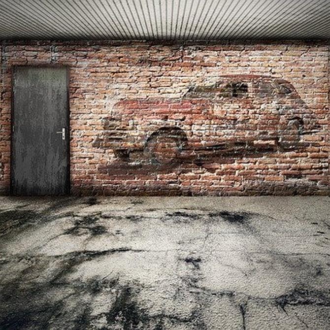 Limpiar el garaje, un clásico de  los domingos