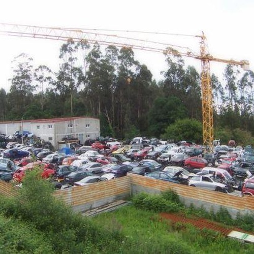 Baja de coches A Coruña