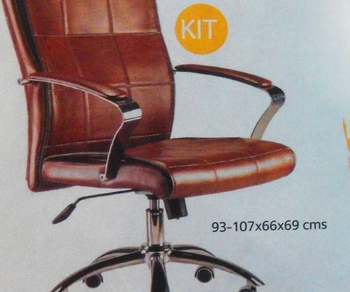 silla despacho mod.40: Productos  de Muebles Llueca, S. L.