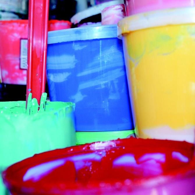 Ventajas de las pinturas plásticas