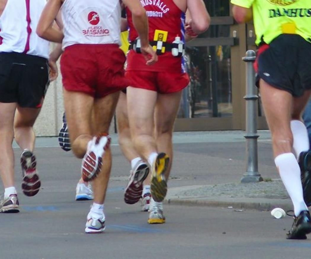 El running y el cuidado del pie